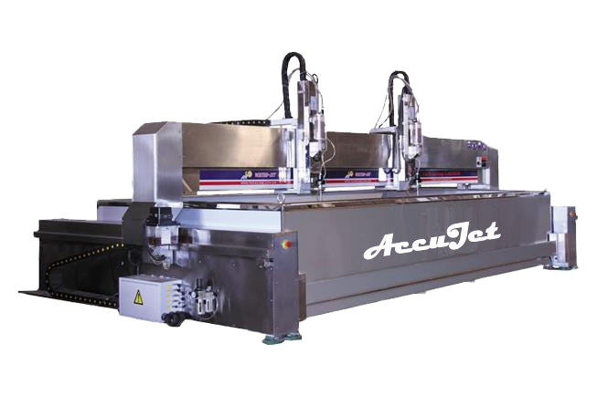 AccuJet High Precision CNC Water Jet Cutter