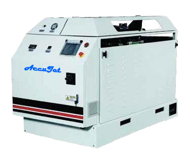 AccuJet High Pressure Intensifier Pumps